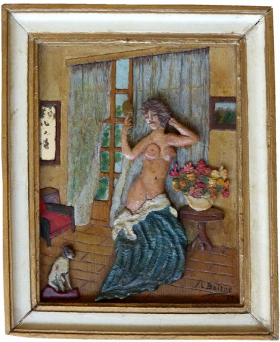 Modestes et Hardis,art populaire,art modeste,art naif, peintre du dimanche,laurent jacquy,yann paris,sculpture,peinture