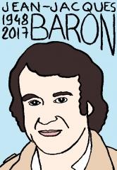 mort de Jean-Jacques Baron