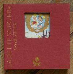 Gérard Lattier,Editions Apeiron,Peinture,la petite sorcière,Laporello,art naôf,art singulier