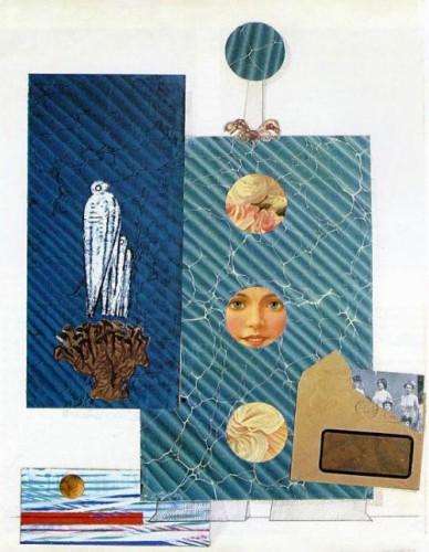Max Ernst,Cent regards pour le facteur Cheval, Palais idéal, Facteur Cheval, Art brut, art singulier, peinture, dessin, collage, livre, édition, cartes postales