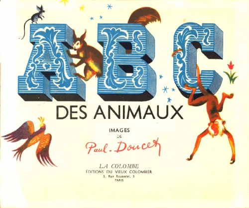 abécédaire,alphabet,pop-up,livre,édition,paul doucet,chuck morph,animaux,illustrateur,illustration.