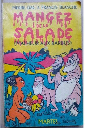 Signé Furax,Pierre Dac,Francis Blanche,livre,malheur aux barbus,Barberousse,Mick,Soro,Maurice Henry