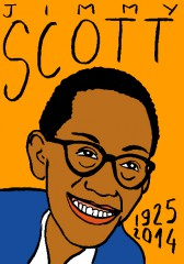 Jimmy scott,