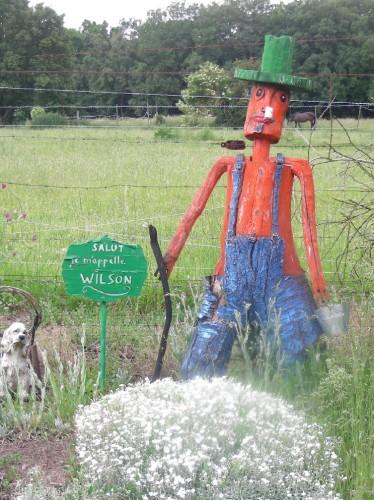 sculpture, Somme, Picardie, art brut, picardie