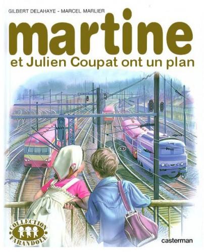 générateur de couverture de Martine,Martine et Julien Coupat ont un plan,2.o,web,parodie,humour