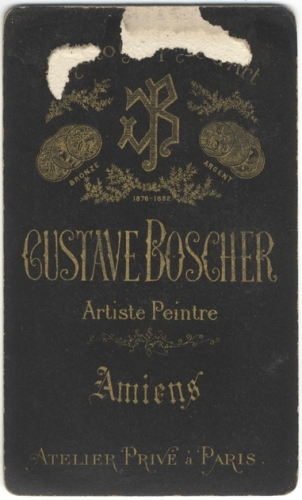 Photoographie ancienne,argentique,amiens,portraits,typographie