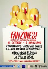 Fanzines! Festival, éditions alternatives,fanzines,graphzines,zines