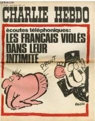 représentation graphique du Prout,pet,flatulence,charlie hebdo,reiser,