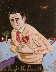 augusti garcia,art modeste,bad painting,art singulier,
