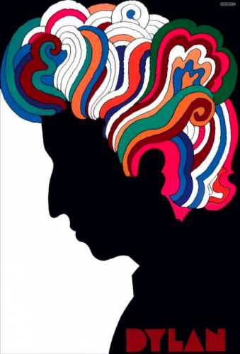 Milton Glaser,illustration,graphisme,arts plaqstiques,LP covers,