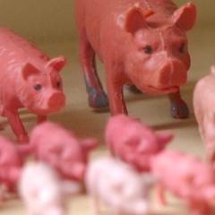 panique au village,animation,cinéma,figurines,cochon,vidéo,stéphane aubier, vincent patar
