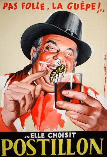 Jef de Wulf,Papiers Nickelés, Philippe Aurousseau,Illustration,illustrateur,romans populaires,affiche,graphisme,publicité,réclame,postillon