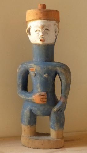 art populaire, statue, art africain,fétiche